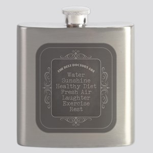 The Best Doctor Flask