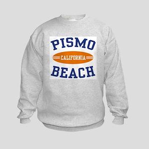 Pismo Beach California Kids Sweatshirt