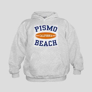 Pismo Beach California Kids Hoodie