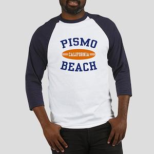 Pismo Beach California Baseball Jersey