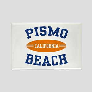 Pismo Beach California Rectangle Magnet