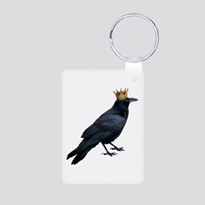 Raven King Keychains