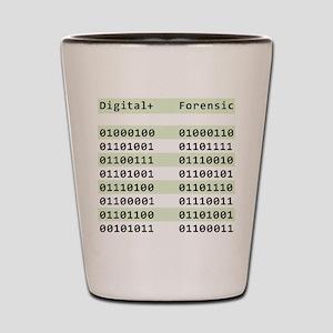Digital+ Forensic Shot Glass