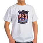 Daniel Boone SSBN 629 Ash Grey T-Shirt