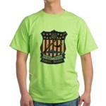 Daniel Boone SSBN 629 Green T-Shirt