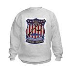 Daniel Boone SSBN 629 Kids Sweatshirt