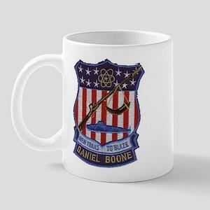 Daniel Boone SSBN 629 Mug