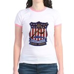 Daniel Boone SSBN 629 Jr. Ringer T-Shirt