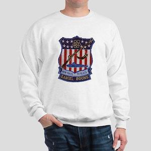 Daniel Boone SSBN 629 Sweatshirt