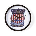 Daniel Boone SSBN 629 Wall Clock