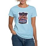 Daniel Boone SSBN 629 Women's Pink T-Shirt