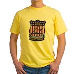 Daniel Boone SSBN 629 Yellow T-Shirt