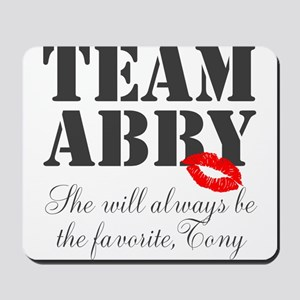 Team Abby Mousepad