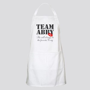Team Abby Apron