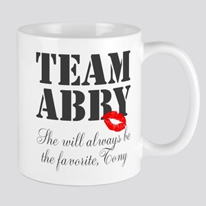 Team Abby Mugs