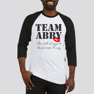 Team Abby Baseball Jersey