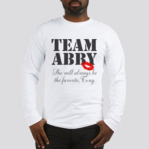 Team Abby Long Sleeve T-Shirt