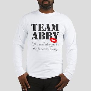 Team Abby Long Sleeve T-Shirt