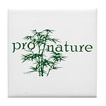 Pro Nature Graphic Tile Coaster