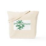 Pro Nature Graphic Tote Bag