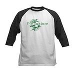 Pro Nature Graphic Kids Baseball Jersey