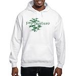 Pro Nature Graphic Hooded Sweatshirt
