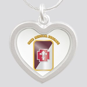 SSI - 62nd Medical Brigade with text Silver Heart