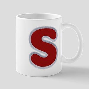 S Santa Fur Mugs