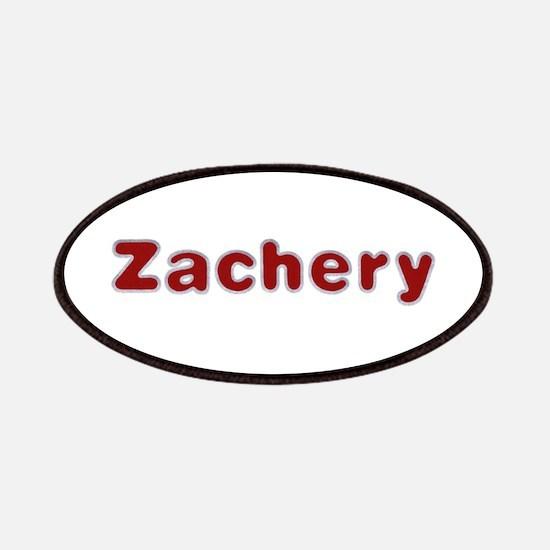 Zachery Santa Fur Patch