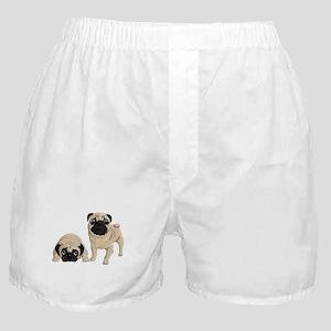 Pugs Boxer Shorts