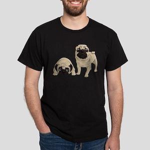 Pugs Dark T-Shirt