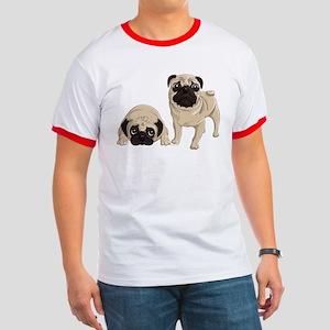 Pugs Ringer T