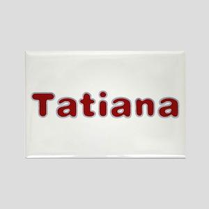 Tatiana Santa Fur Rectangle Magnet