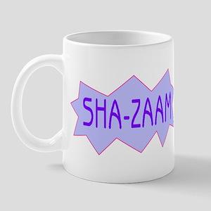 sha-zaam Mug