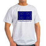 Four Spirals T-Shirt, Ash Gray