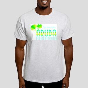 Aruba Palm Trees T-Shirt