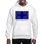 Four Spirals Hooded Sweatshirt