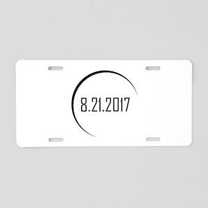 2017 Eclipse Aluminum License Plate
