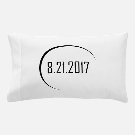 2017 Eclipse Pillow Case