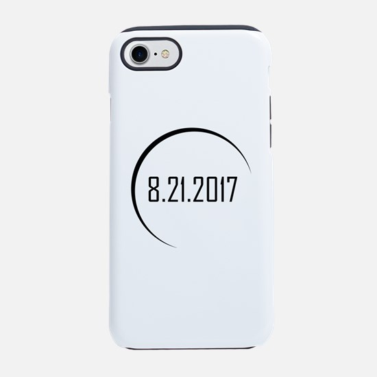 2017 Eclipse iPhone 7 Tough Case