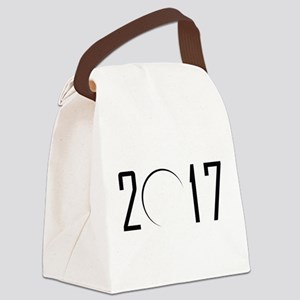 2017 Eclipse Canvas Lunch Bag