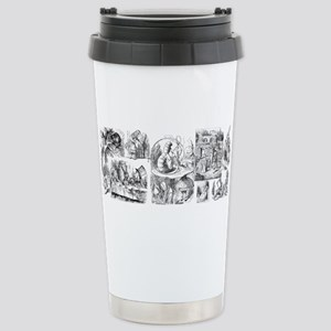 Alices Adventures in Wonderland Travel Mug