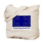 Four Spirals Tote Bag