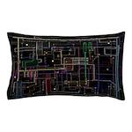 Assimilated Trekkie Decor Pillow Case