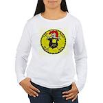 USS BOLD Women's Long Sleeve T-Shirt