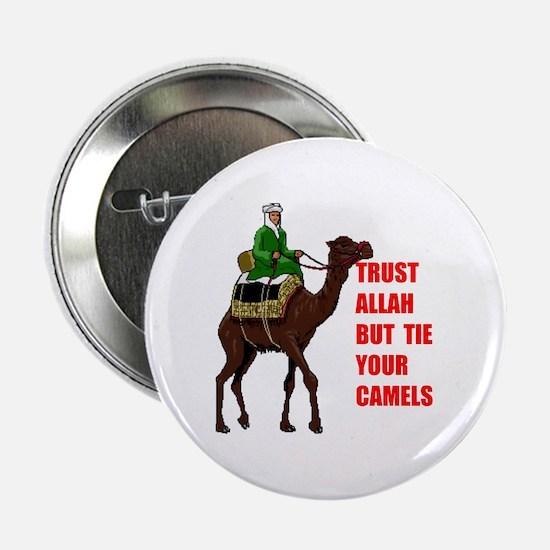 TRUST ALLAH Button