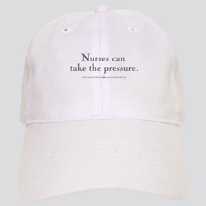 Nurses can take the pressure Cap
