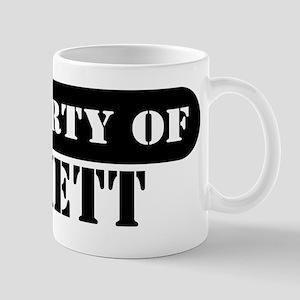 Property of Emmett Mug