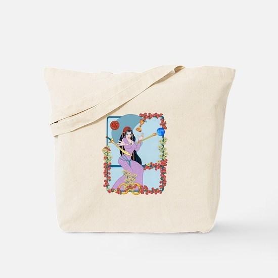 The Tarot Magician Tote Bag