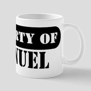 Property of Emanuel Mug